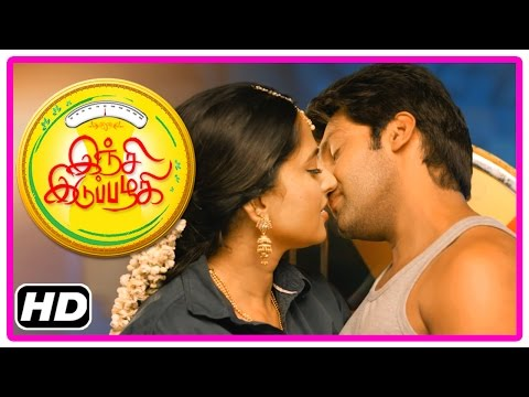 Inji Iduppazhagi Tamil movie | Climax Scene | Anushka and Ar