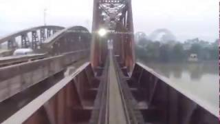 SUKKUR To Rohri Lense Down Bridge Trian