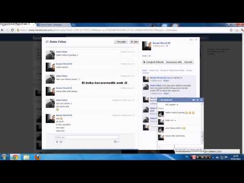 Facebook Caps Denemesi