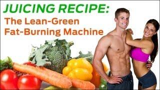 Juice Recipe to Burn Fat TWICE As Fast