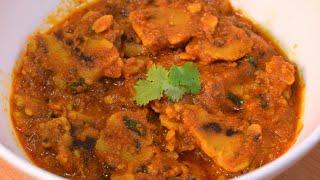 जब घर में कोई भी सब्ज़ी न हो तो बनाये ये स्वादिष्ट मसालेदार सब्ज़ी वो भी बिना लसन प्याज़ के Sabzi/Sabji
