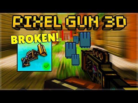 👊FIST OF FATE IS BROKEN! 60 Kills In 1 Game!👊 | Pixel Gun 3D