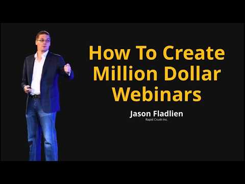 How To Create More Buyers With Your Webinar Introduction