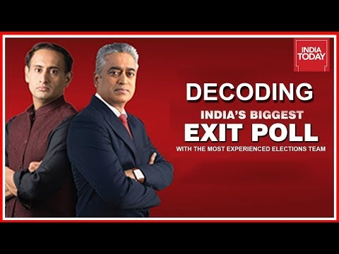 Expert Panel Decodes The India Today My Axis Exit Polls 2019