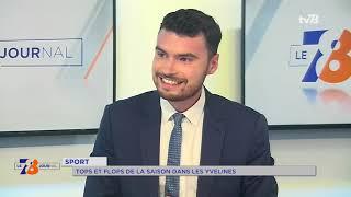 Sport : Les Tops et les Flops de la saison 2018-2019
