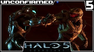 Halo 5 Guardians Mission 5 Unconfirmed Gameplay Walkthrough