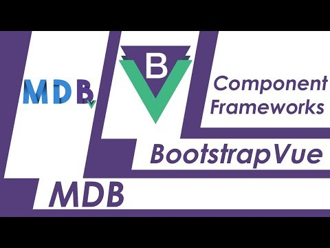VueBootstrap vs Material Design For Bootstrap (WHICH ONE SHOULD I CHOOSE?) thumbnail