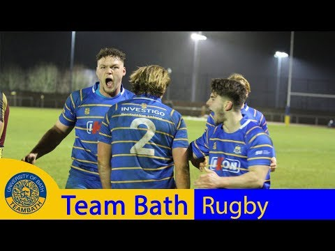 Post-match reaction - University of Bath 26 Leeds Beckett 27, BUCS Super Rugby