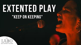"""LABO - Extended play  """"Keep on keeping"""""""