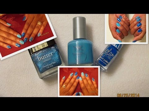 60 - NOTW: Shades Of Blue W/ NK, Glam Chick And Butter London
