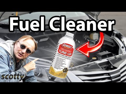 Do Fuel Cleaners (Additives) Work in Your Car? - DIY with Scotty Kilmer