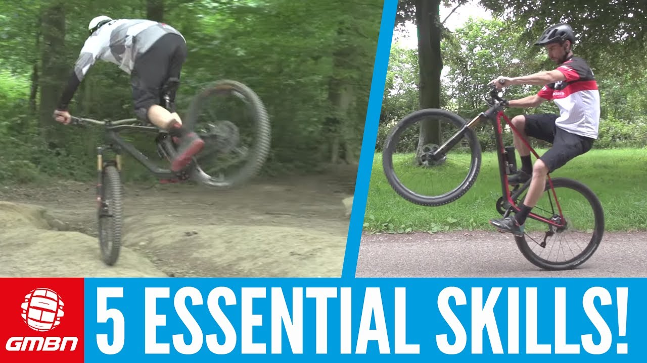 11f4936e04d Essential Mountain Bike Skills You Can Do Anywhere! - YouTube