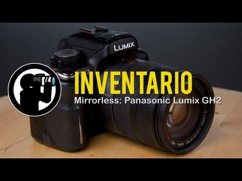 Mirrorless: Panasonic Lumix GH2