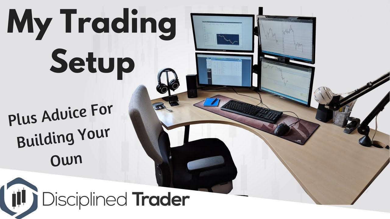 Forex trading set up