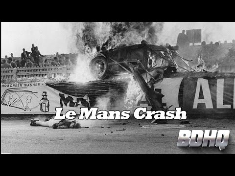 Le Mans Crash - Disasters of the Century
