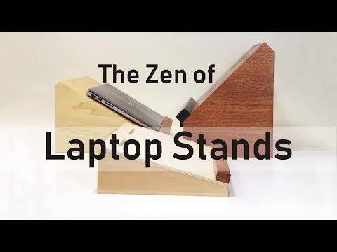 The Zen of Laptop Stands