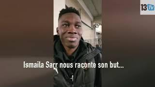 Gambar cover EXCLU 13 TV: Ismaila Sarr nous raconte son but contre Arsenal.