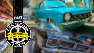 Encontro de Carros Antigos - Tirol [ Vídeo ]