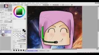 Как правильно рисовать в Paint Tool Sai ?(Если ты не поставишь лайк , то Юляша не включит веб камеру на стриме :D ..., 2013-10-18T14:55:51.000Z)