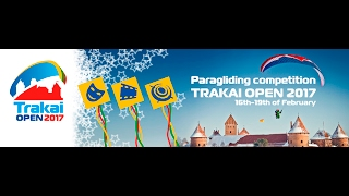 Trakai Open 2017 Live - Competition Day 1 - Rounds 1 to 4(Trakai, Galvės Lake (reserve place – Paluknys Airfield) 16th-19th February, 2017 - Lithuanian Open Paragliding Accuracy Championship (FAI 2) ..., 2017-02-16T15:56:23.000Z)