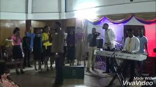 Hallelujah by Redemption @ UZ Christian Union Worship Night