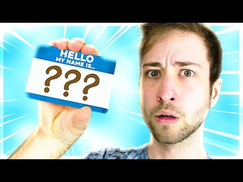 REVEALING MY REAL NAME!!