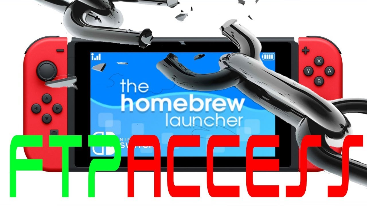 How To | Install the HomeBrew Launcher With FTP on the switch