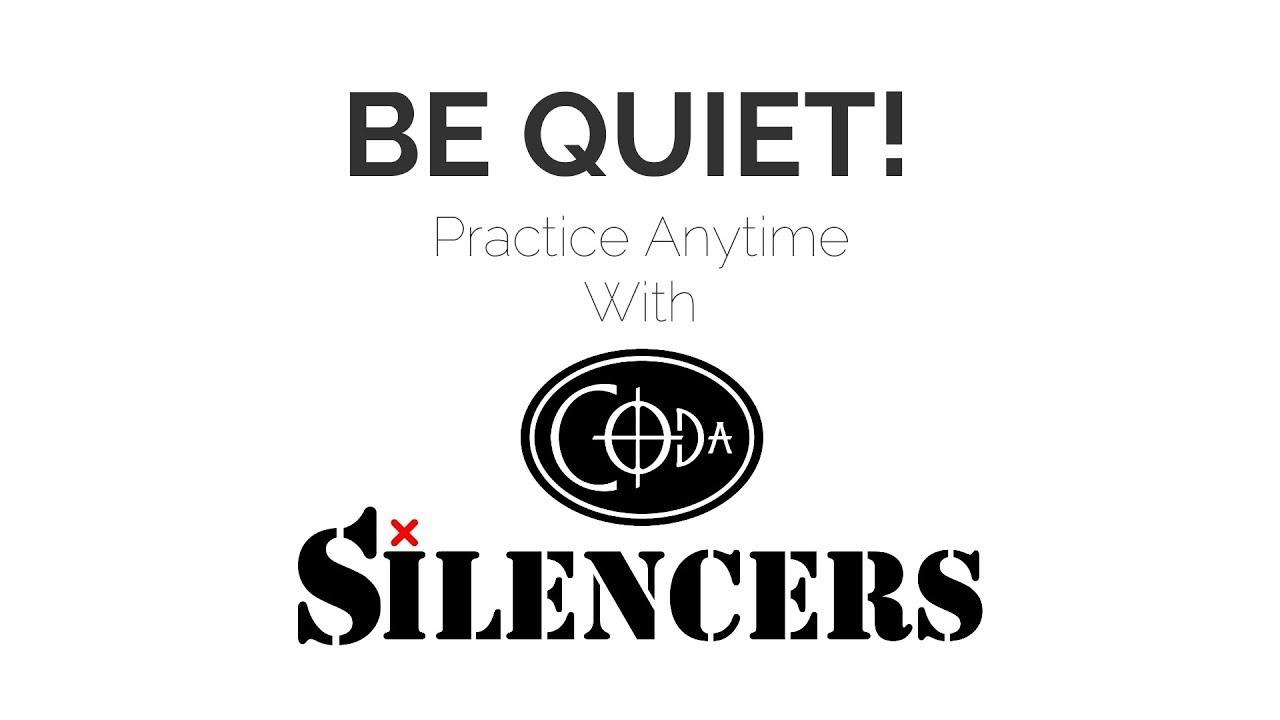 Coda Silencers Instructions