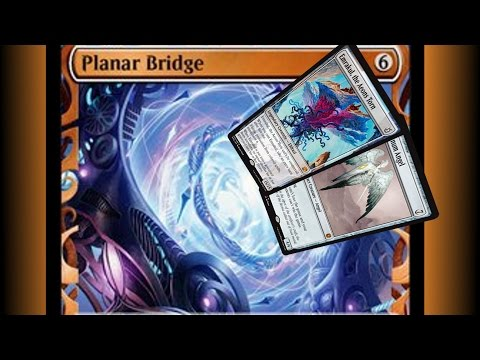 "Top 42 Modern Cards to ""Free Cast"" With the New Planar Bridge"