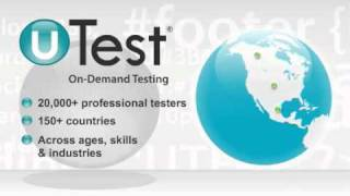 How To Test Desktop, Mobile & Web Applications - uTest Animation