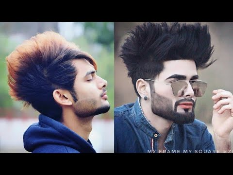 Boys Stylish Hair Cuts 2019 Mens New Hairstyle 2019 Youtube