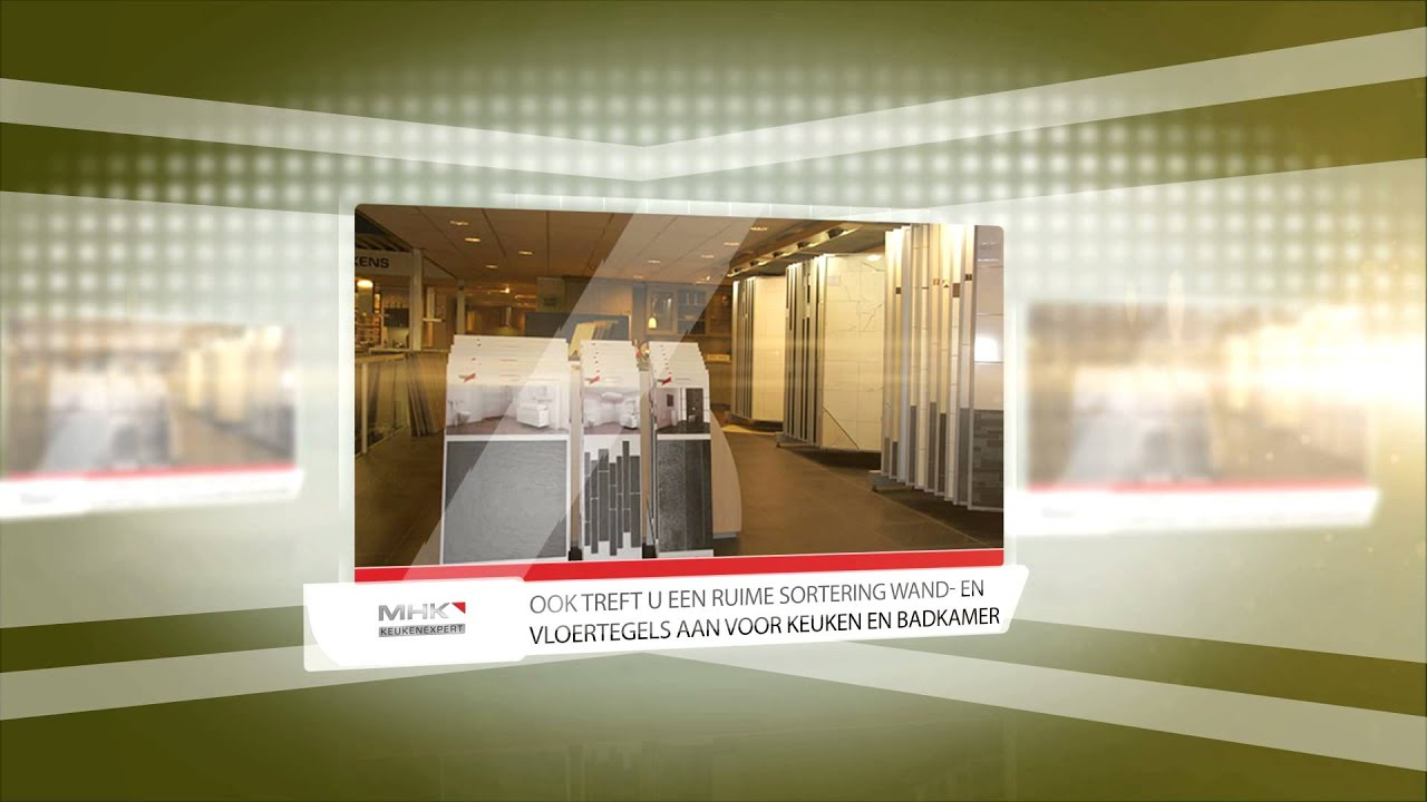 MHK Keukenexpert Hillegom Complete Keukens en Badkamers - YouTube