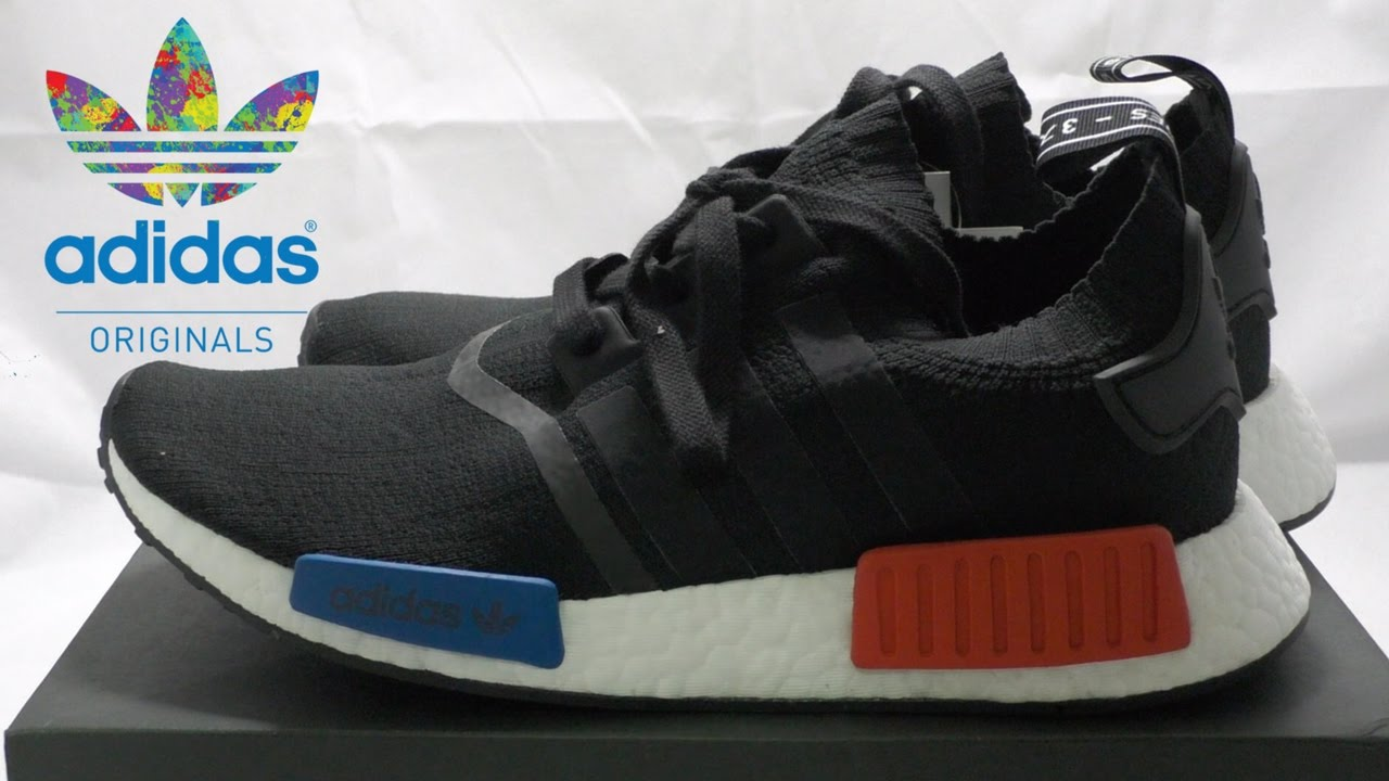 068405c12bf26 Adidas NMD R1 Primeknit OG 2017 Review - Your New Go 2 Sneaker - YouTube