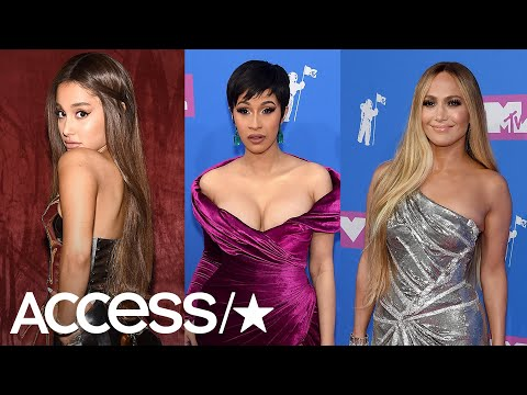 2018 MTV VMAs: All Of The Fashion From The Red Carpet! | Access