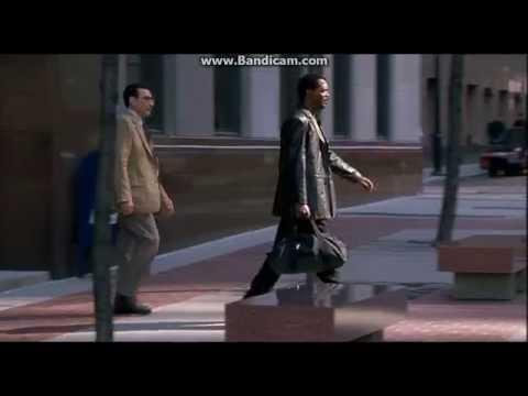 The Man (2005) Samuel L Jackson - Tasty Burger