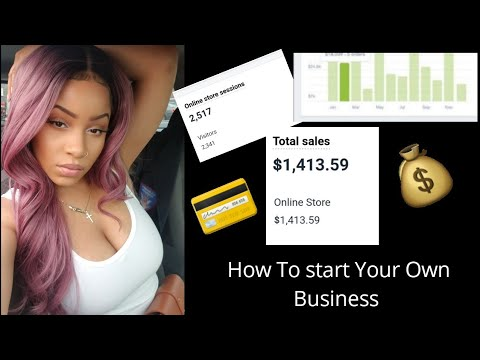How To Start A Business Tips On Starting An Online Boutique
