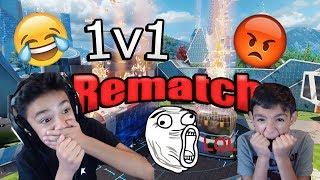 I Made Him Rage!(1V1 Rematch Black Ops 3 Snipers)