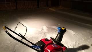 Toro ZE 518 Electric start power Gas snow blower