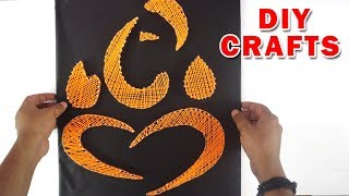 Ganesh Chaturthi Special - How to Make Lord Ganesh Crafts