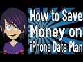 How to Save Money on an iPhone Data Plan
