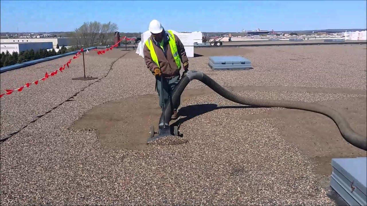 Exterior Maintenance Inc Roof Vac Machines Youtube