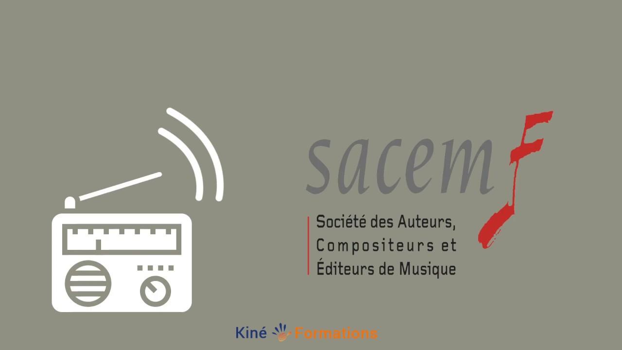 Kinesitherapeutes Vos Obligations A L Egard De La Sacem
