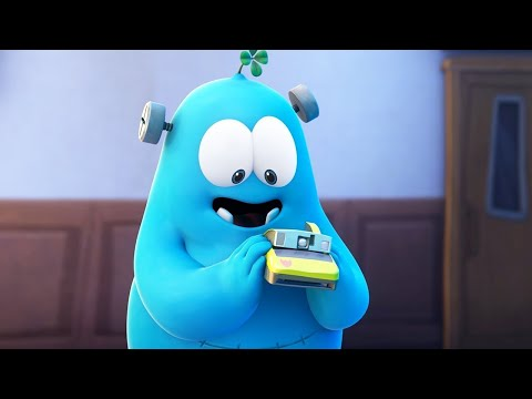 Spookiz - Frankie's Selfie Camera Birthday Present | Funny Cartoon for Children | Cartoons for Kids