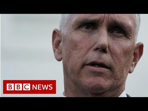 US Vice President Mike Pence to meet Turkey's President Erdogan - BBC News