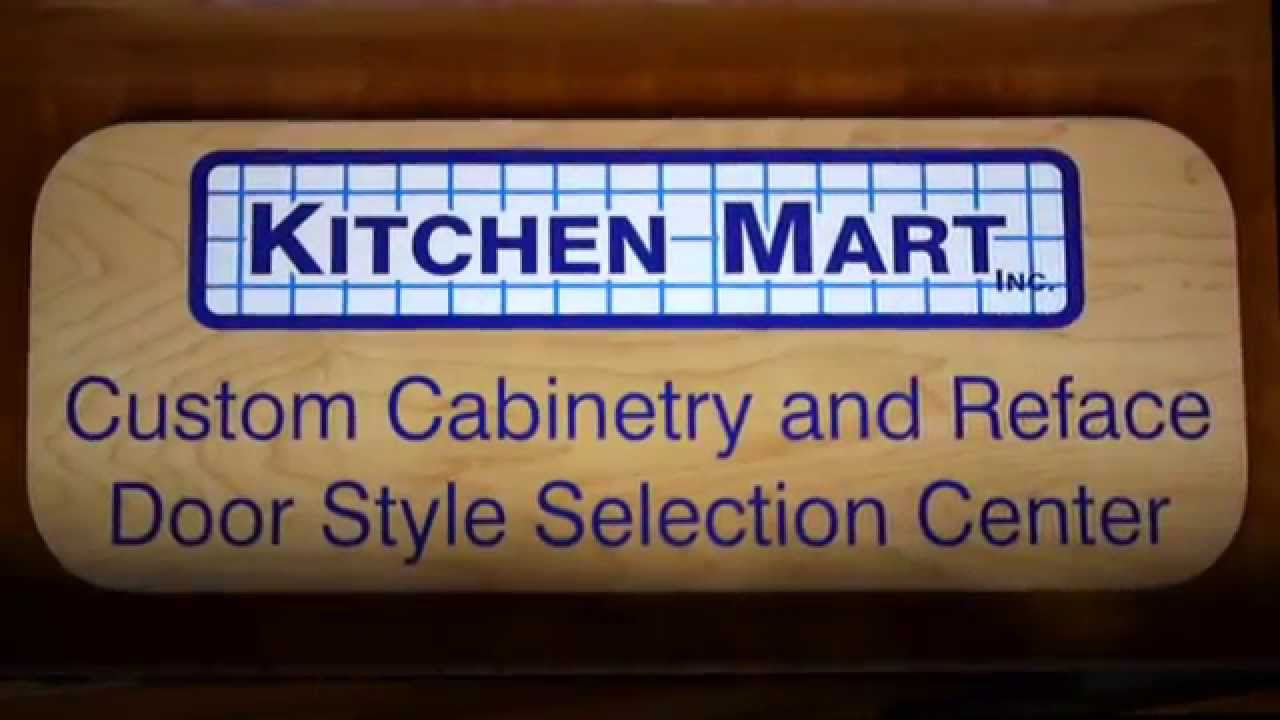 Kitchen Mart: Cabinet Refacing