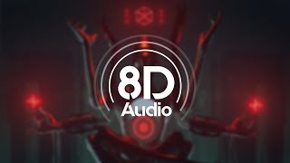 K/DA - POP/STARS (ft. Madison Beer, (G)I-DLE, Jaira Burns) | 8D Audio
