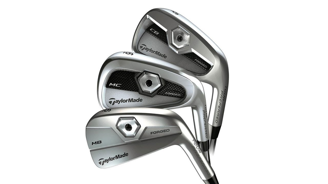 TaylorMade Tour Preferred CB Irons Review (Clubs, Review ...