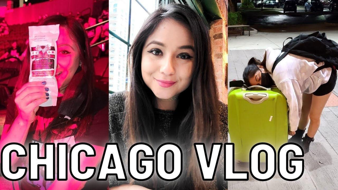MY AEW ALL OUT IN CHICAGO VLOG | Denise Salcedo