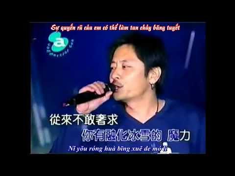 王傑-我是真的愛上你(Wo Shi Zhen De Ai Shang Ni)-Vương Kiệt-Anh Thật Sự Yêu Em-I Really Love You