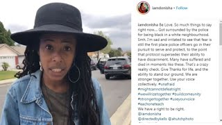 Bob Marley's Granddaughter Racially Profiled By Caucasian Woman And Police!!